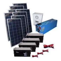 φωτοβολταικα solar kit