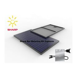 Sharp Enphase Net Metering KIT
